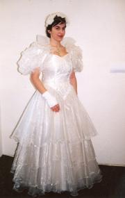 svatební šaty- 078